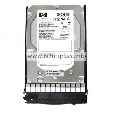 516810-001 300GB, 15k, dual-port, Hot-plug LFF SAS hard drives