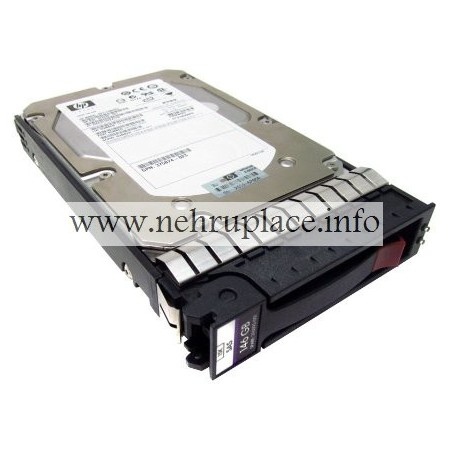 "376595-001 146GB 15k 3.5"" Single Port SAS HDD"