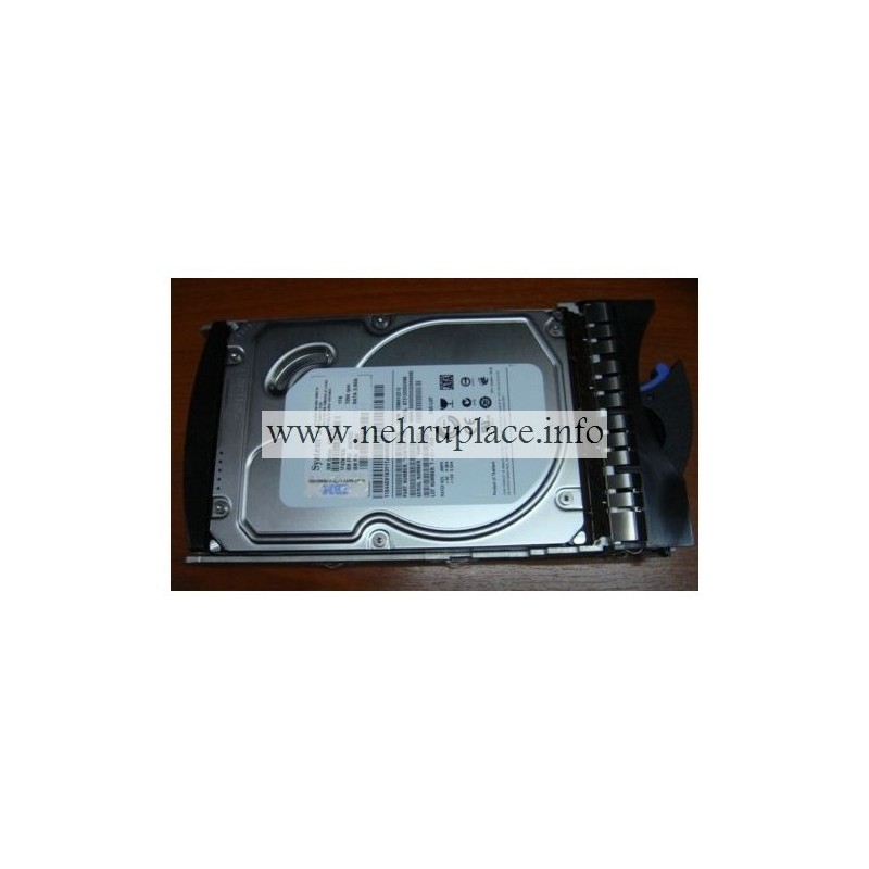 43W7633 1TB SATA SAS 7200RPM 3.5 Inch LFF Disk Drive for EXP3000 and xSeries