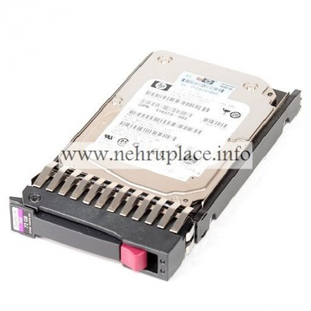"418398-001 72GB 2.5"" SFF 3G Dual Port SAS 15K RPM Hot Plug Hard Drive"